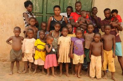 Paling Subur Sedunia, Wanita Berusia 40 Tahun Ini Lahirkan 44 Anak