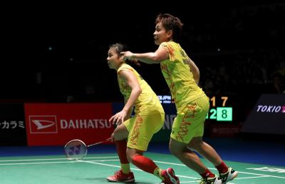 Bungkam Wakil Jerman, Greysia Apriyani Melangkah ke Babak Kedua Denmark Open 2018