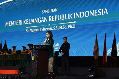 Sri Mulyani Bicara Tantangan Pengelola Keuangan Negara