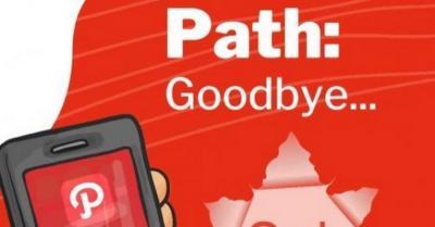 Ditutup, Mengintip Perjalanan Aplikasi Path Selama 8 Tahun