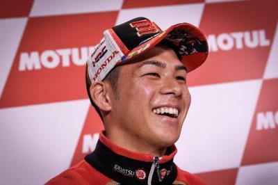 Nakagami Luapkan Kegembiraannya Tetap Perkuat LCR Honda di MotoGP 2019