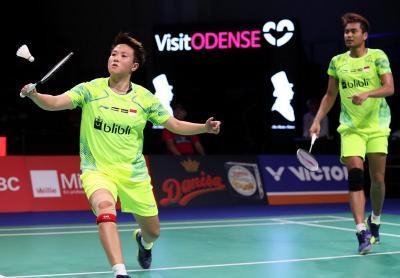 Jadwal Wakil Indonesia di Perempatfinal Denmark Open 2018