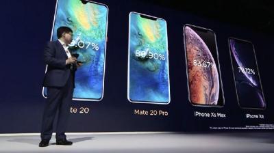 CEO Huawei Buka-bukaan soal Ponsel Lipat