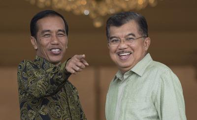 Empat Tahun Jokowi-JK Targetkan Inflasi Hanya 3%