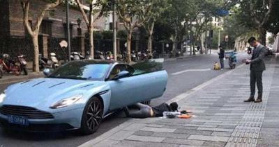 Lakukan Aksi Falling Stars Challenge, Wanita di China Ini Berurusan dengan Polisi