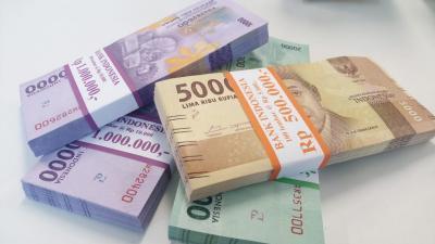 Rupiah Sore Ini Berada di Level Rp15.187 USD