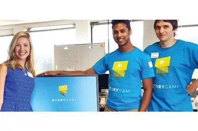 Kisah Heidi dan Guy Dirikan Bisnis Teknologi Storygami