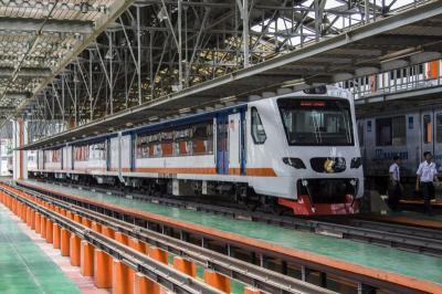 Proyek Jalur Ganda Selesai, Penumpang Bisa Naik Kereta Bandara dari Stasiun Manggarai
