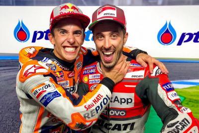 MotoGP Spanyol dan Prancis Jadi Kunci Marquez Sabet Gelar Juara MotoGP 2018