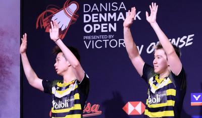 Kata Marcus Kevin Usai Pecahkan Kebuntuan Wakil Indonesia di Denmark Open