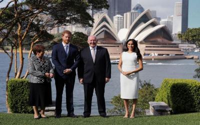 Beberapa Kali Absen Dampingi Pangeran Harry Royal Tour, Meghan Markle Tidak Sakit