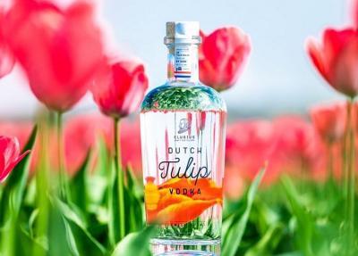 Kini Ada Vodka Berbahan Dasar Bunga Tulip, Intip Proses Penyulingannya