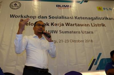 Proyek Tol Listrik Sumatera Rampung Sebelum Pilpres