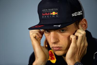 Dilarang Red Bull Jajal MotoGP, Verstappen Angkat Bicara