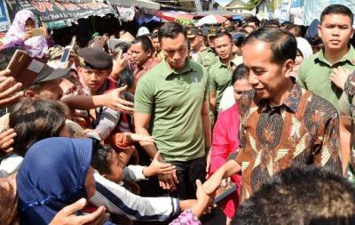 PDIP: Presiden Jokowi Senafas dengan Perjuangan Partai Yakni Bela Wong Cilik