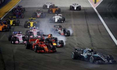 Vietnam Bakal Gelar F1 di Hanoi pada 2020