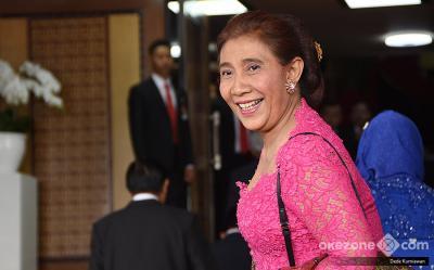 Menteri Susi Dorong Peran Istri Nelayan Maksimalkan Hasil Laut