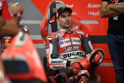 Schwantz Prediksi Lorenzo Akan Temui Kesulitan Kembali di Honda