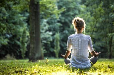 Mudah Dilakukan Meditasi Transendental Bisa Meningkatkan Kebahagiaan