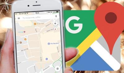 Pembaruan Google Maps Izinkan Pengguna Berkirim Pesan