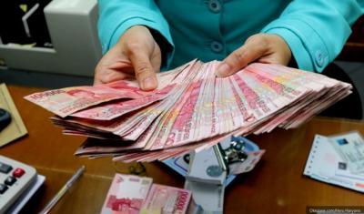 Rupiah Kembali Lanjutkan Penguatan ke Rp14.599 USD