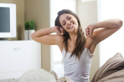 Wanita yang Bangun Pagi Terhindar Kanker Payudara