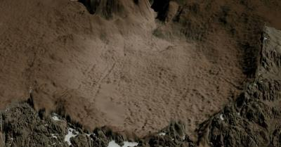 Ilmuwan Temukan Kawah Meteor Berusia 3 Juta Tahun