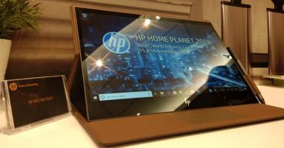 Kenal Lebih Dekat Spectre Folio, Laptop Kulit Anyar Keluaran HP
