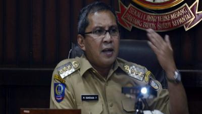 Danny Pomanto Sebut Panggilan Darurat Kesehatan di Makassar Capai 1.000 Kali Sehari