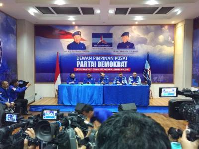 Jokowi-Ma'ruf Ingin Rebut Suara Prabowo, Demokrat: Ini Bukan Film Baru