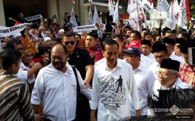 Kader PDIP Disemangati Menangkan Jokowi-Ma'ruf pada Pilpres 2019