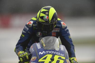 Rossi Cukup Puas dengan Performa Yamaha di Akhir Musim 2018