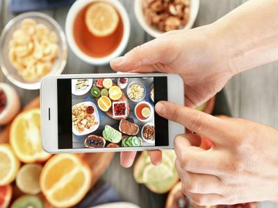 Mau Menurunkan Berat Badan? Rajin Lihat Foto Makanan di Instagram!