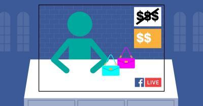 Facebook Akan Hadirkan Fitur Live Shopping
