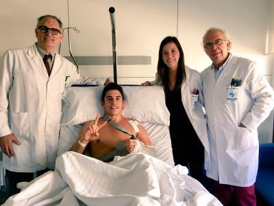Dokter Pastikan Marquez Segera Sembuh dari Cedera Bahu