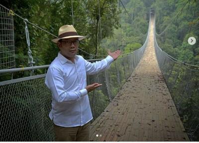 Ridwan Kamil Bocorkan 3 Surga Tersembunyi di Jawa Barat, Penasaran?