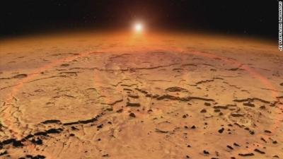 Ini Suara Hembusan Angin di Mars yang Direkam NASA InSight
