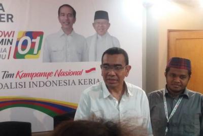 Kubu Jokowi: Kalau Prabowo Cs Bahas HAM, Itu Namanya Melawak!