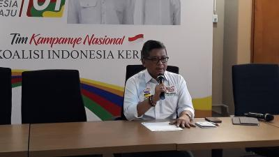 Hasto: Masyarakat Jateng Tak Masalah Jika Prabowo-Sandiaga Pindahkan Markas Pemenangan