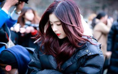 6 Gaya Rambut Trendi si Cantik Irene 'Red Velvet'