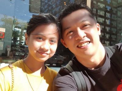 Momen Kedekatan Taufik Hidayat dengan Putrinya, Mesra Banget!