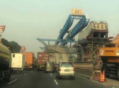 Mulai 18 Desember, 3 Proyek di Tol Jakarta-Cikampek Dihentikan Sementara