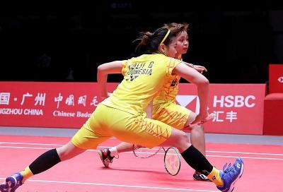 Greysia Apriyani Bakal Eksperimen di Hari Ketiga BWF World Tour Finals 2018
