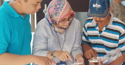 XL Sosialisasikan Aplikasi 'Laut Nusantara' Tingkatkan Produktivitas Nelayan