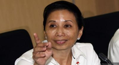 Menteri Rini Bantah Utang BUMN Capai Rp5.000 Triliun