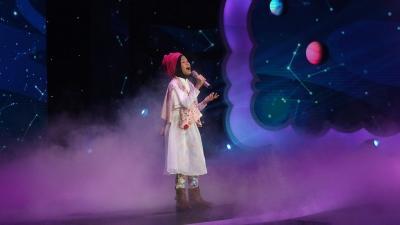 Maia Estianty Doakan Raisya Jadi Bintang Setelah Lulus Indonesian Idol Junior