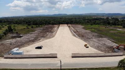 Presiden Jokowi Yakin Tol Lampung-Aceh Tersambung di 2024