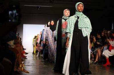 Bangga! Ini Deretan Perempuan Pejuang Modest Fashion Dunia