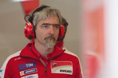 Bos Ducati Ungkap Keinginan Turun di Kelas Moto3
