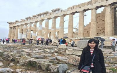 Megahnya Parthenon, Kuil Dewi Athena yang Sempat Menjadi Masjid